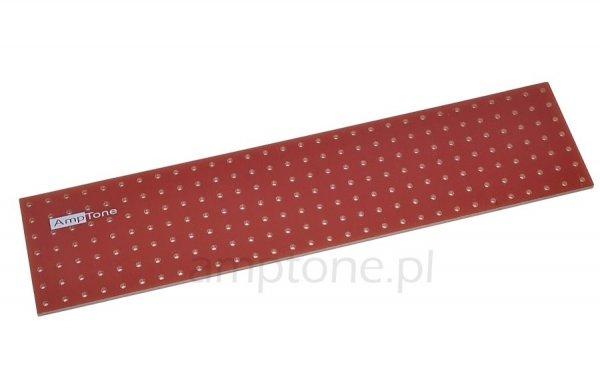 Turret Board czerwony 300x70 (3mm) styl JTM45