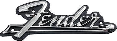 Logo Fender blackface amp
