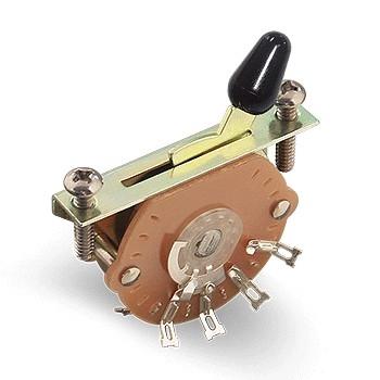 Przełącznik gitarowy 5-pozycyjny UST ślizgowy Partsland