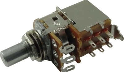 Alpha 250k/B liniowy push-pull