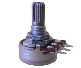 Alpha 500k/B liniowy (10mm)