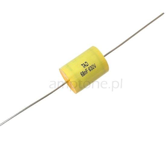 Kondensator TAD Mustard 68nF 630V