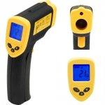 termometr cyfrowy bezdotykowy wielofunkcyjny Stalgast