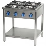 kuchnia gazowa, 4-palnikowa, 900 mm, 22.5 kW, G30
