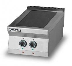 Kuchnia elektryczna z płytą ceramiczną 2-polową L700.KEC2 Lozamet