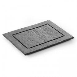Płyta łupkowa - talerz 400x200