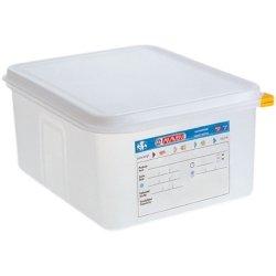 GN 1/2 150 polipropylen z pokrywką szczelną