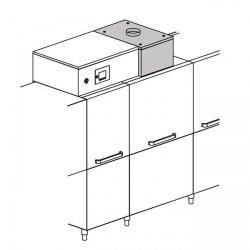 Kompaktowy system odzysku ciepła dla zmywarek serii RX EVO oraz RX PRO