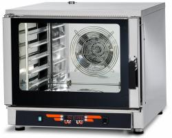 Piec konwekcyjno-parowy FED05 | 5xGN1/1 | 5x600x400 | sonda | 9 programów | 6,45kW