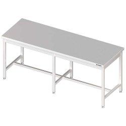 Stół centralny bez półki 2100x800x850 mm spawany
