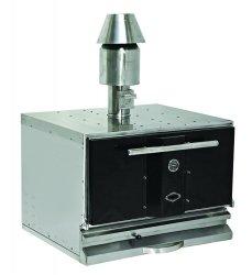 Piec-grill na węgiel drzewny RQ.PKF-50-S