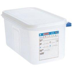 GN 1/3 100 polipropylen z pokrywką szczelną