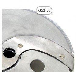 Tarcza nożowa regulowana plastry 1-6mm - G23-05