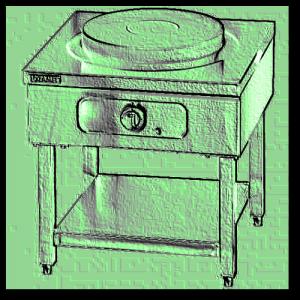 ZWM wyposażenie gastronomii