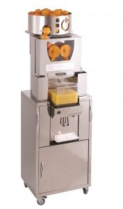 Automatyczna wyciskarka do pomarańczy | z chłodzeniem | Freezer