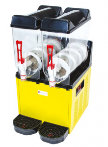 Granitor | Urządzenie do napojów lodowych slush shake 2x12l | SLUSH24.Y