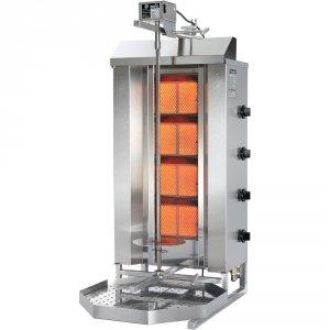 Gyros, kebab gazowy, GD 4, P 14 kW, G 30