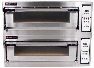 Piec elektryczny piekarniczy modułowy szamotowy | 8x600x400 | BAKE D66