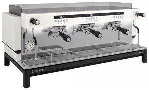 Ekspres do kawy 2-grupowy EX3 3GR W PID | 4,35 kW | Top Version