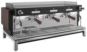 Ekspres do kawy 3-grupowy EX3 3GR B PID Premium | 4,35 kW | Premium Version