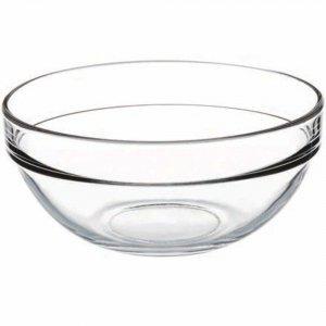 Miska szklana, O 140 mm, V 0,55 l