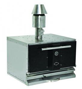 Piec-grill na węgiel drzewny RQ.PKF-40-S