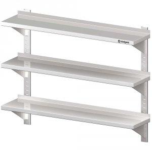 Półka wisząca, przestawna,potrójna 1000x400x930 mm