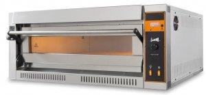 Piec do pizzy elektryczny | jednokomorowy | 6x36 | TOP D 6 XL (TecproD6)