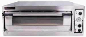 Piec elektryczny piekarniczy modułowy szamotowy z podwyższaną komorą | 4x600x400 | BAKE 6H