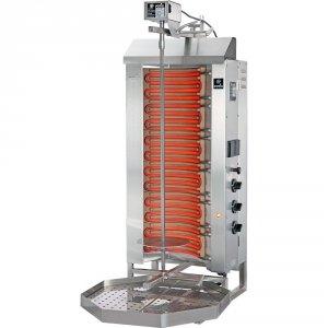 Gyros, kebab elektryczny, E 3, P 9 kW, U 400 V