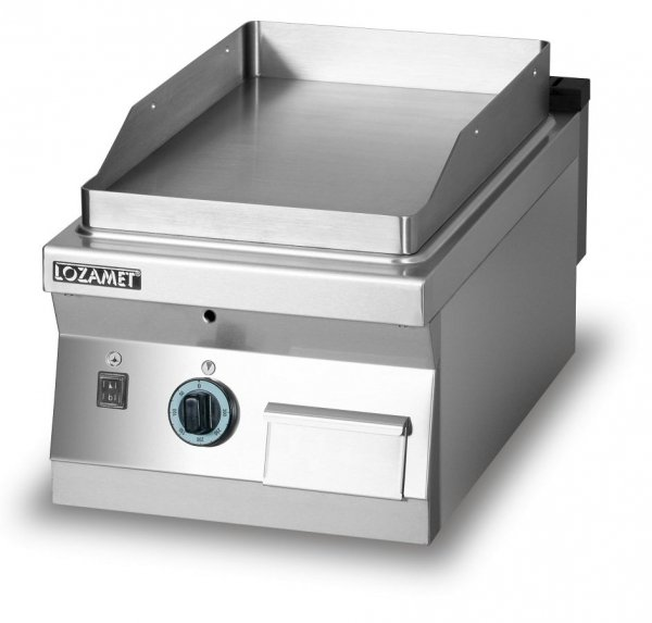 Grill płytowy gazowy-płyta gładka L900.GPG450G Lozamet