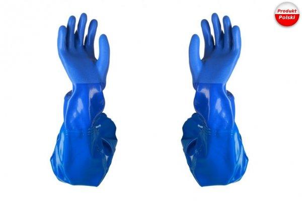 Rękawice rybackie z narękawkiem wodoochronne 043-1 Aj Group - PROS