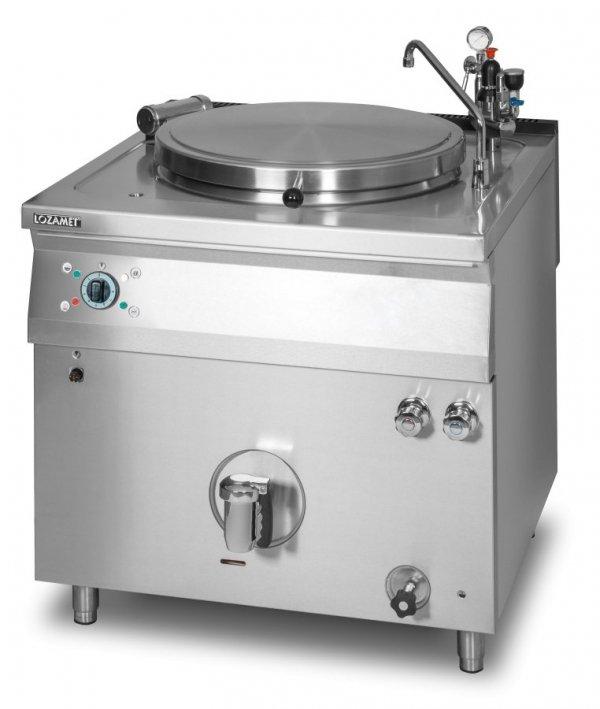 Kocioł warzelny gazowy (pojemność 100 l) L900.BKG.100.3 Lozamet