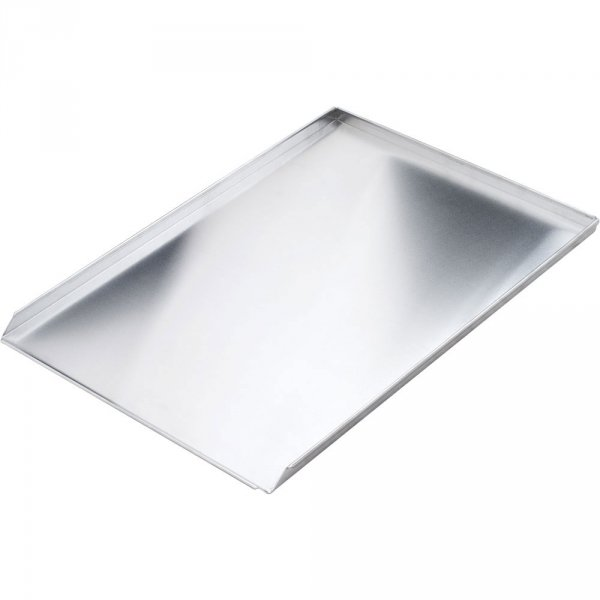 blacha wypiekowa aluminiowa lita 3 ranty 20 mm (600x400) mm