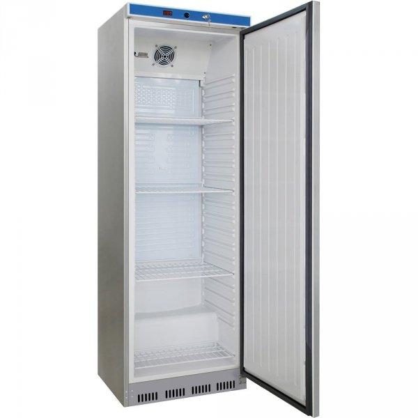 szafa chłodnicza ze stali nierdzewnej, wnętrze z ABS, V 361 l