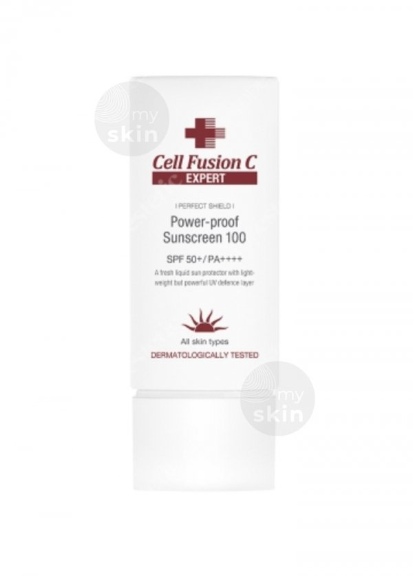 Cell Fusion C EXP Power-proof Filtr Sunscreen 100