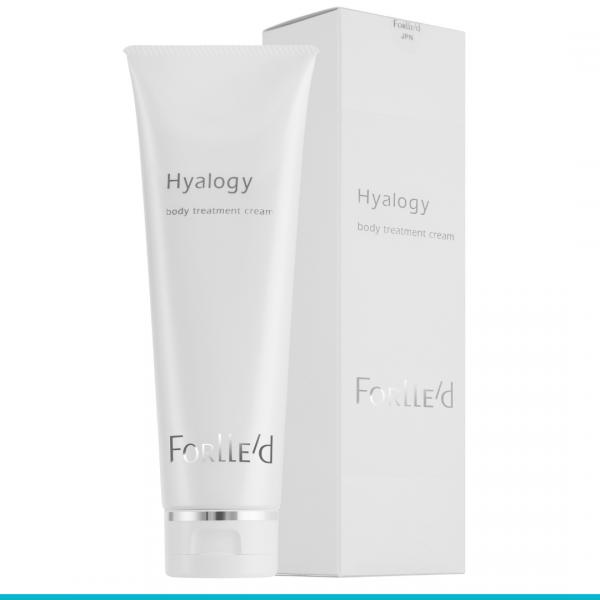 Hyalogy Body Treatment Cream krem do ciała nawilżający i biostymulujący  200g