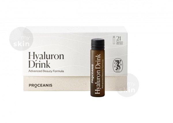 Proceanis Hyaluron Drink Zestaw 21x10ml