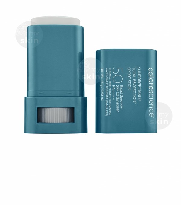 colorescience Sunforgettable ® Total ProtectionTM Sport Stick SPF 50
