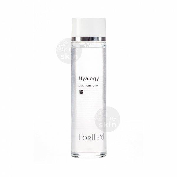 Hyalogy Platinum Lotion tonik antyoksydacyjny do użytku codziennego 120 ml