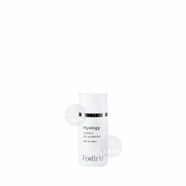 Forlle'd Hyalogy P-effect UV protector SPF 25PA++