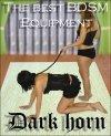 Dark Horn Orkan obroża i smycz