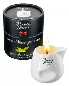 Plaisir Secret Ylang Patchouli świeczka olejek do masażu