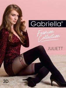 Rajstopy Gabriella Juliett 3D Fashion Collection rozmiar 2