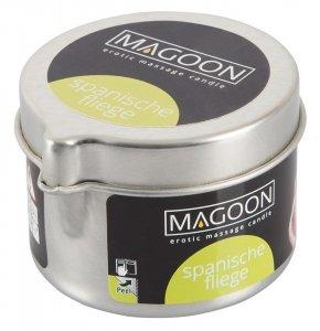 Magoon Spanish Fly świeczka olejek do masażu
