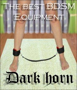 Dark Horn Inleg kajdanki - mankiety