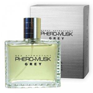 Phero-Musk Grey 100ml feromony zapachowe dla mężczyzn