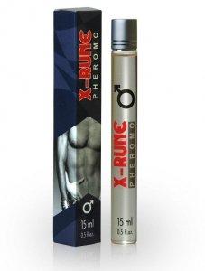 X-RUNE Pheromo 15ml feromony dla mężczyzn afrodyzjak zapachowy