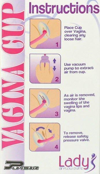 Pompka dla Pań Vagina Cup