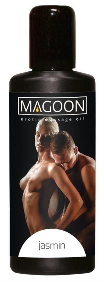 Olejek do masażu erotycznego MAGOON JASMIN